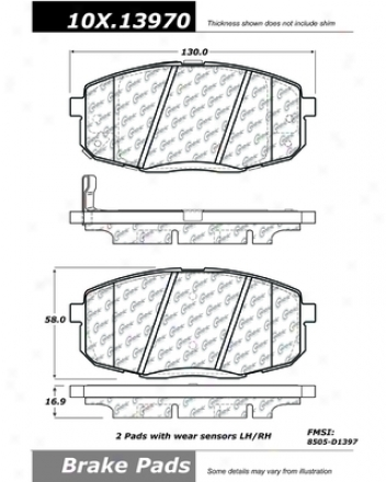 Cenrtic Auto Parts 106.13970