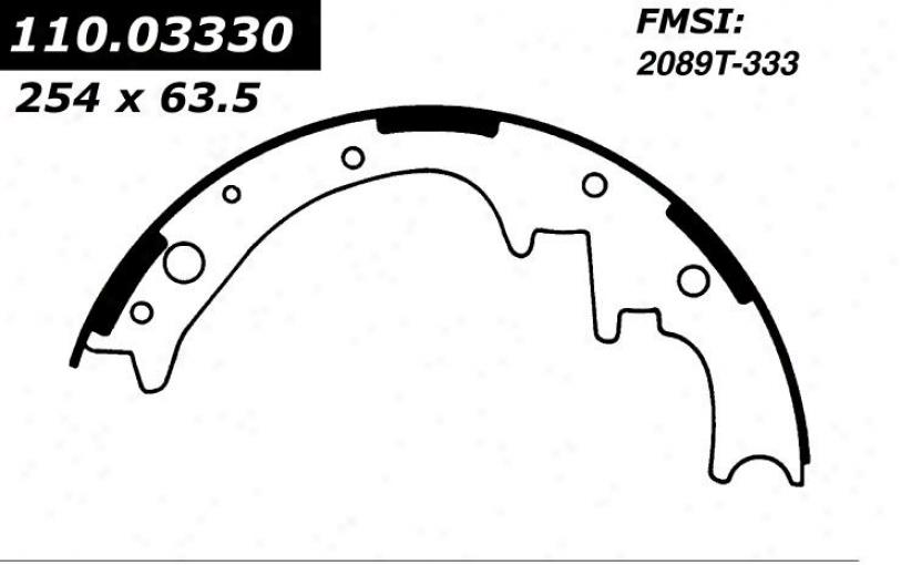 Centric Auto Parts 111.03330