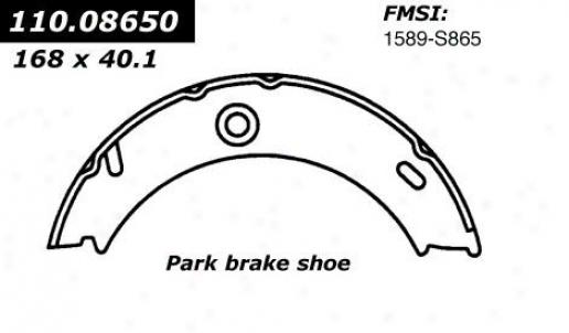 Centric Auto Parts 111.08650