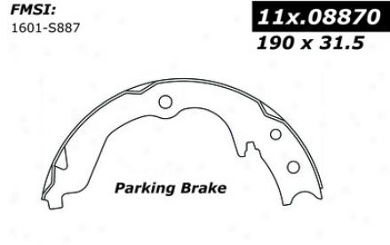 Centric Auto Parts 111.08870