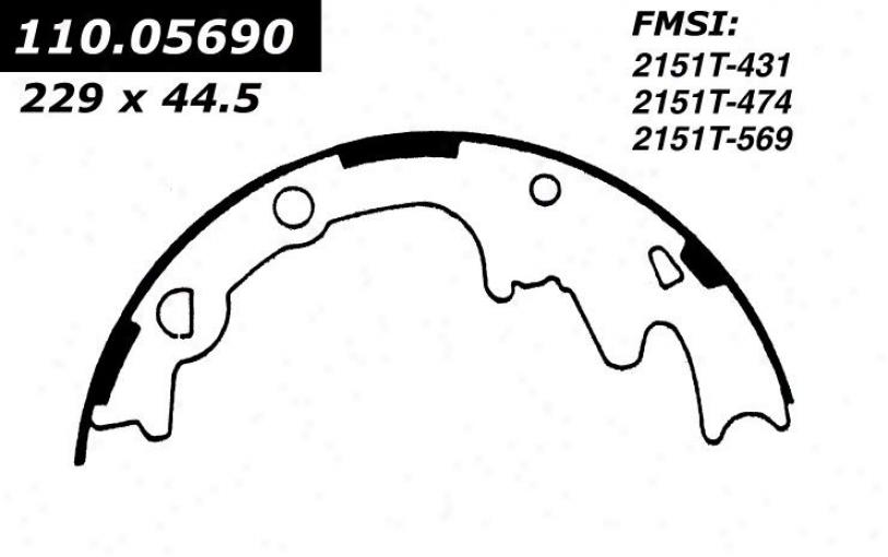 Centric Auto Parts 112.05690