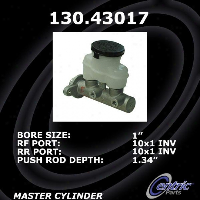 Centric Auto Parts 130.43017