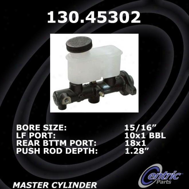 Centric Auto Parts 130.45302