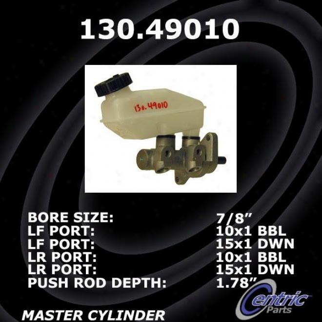 Centric Auto Parts 130.49010