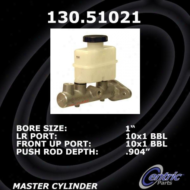Centric Auto Parts 130.51021