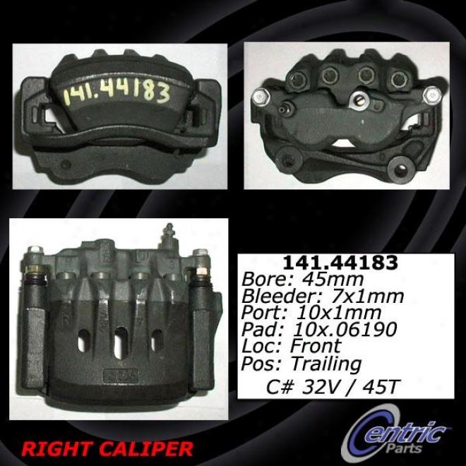 Centric Auto Parts 141.44183
