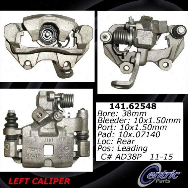 Centric Auto Parts 141.62548