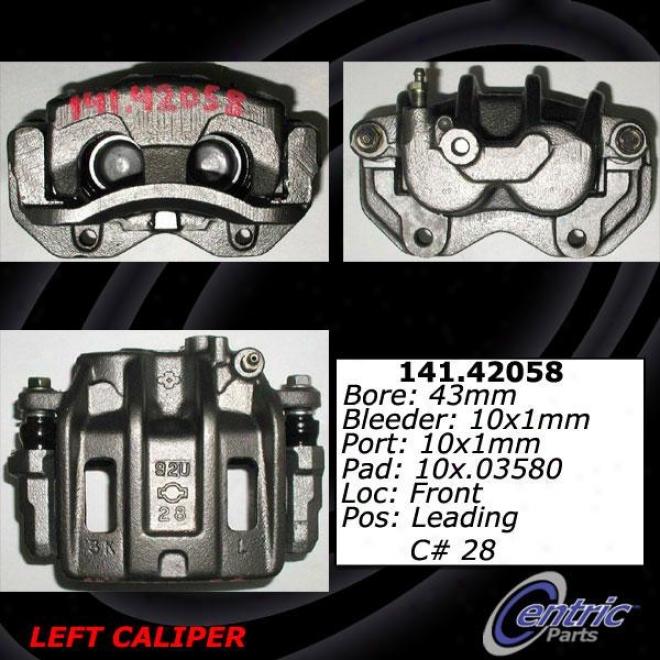 Centric Auto Parts 142.42058