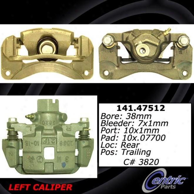 Centric Auto Parts 142.47512