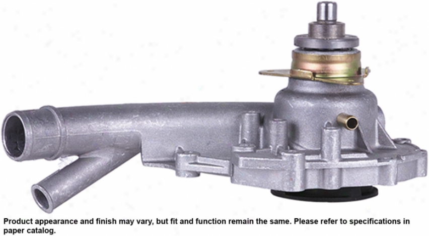 Cardone A1 Cardone 57-1351 571351 Mercedes-benz Water Pumps