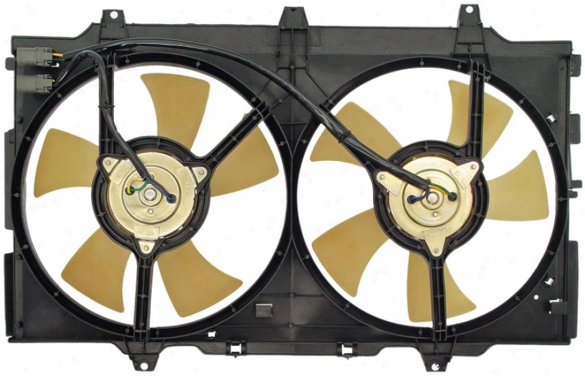 Doman Oe Solutions 620-411 620411 Nissan/datsun Blkwer Fan Motors
