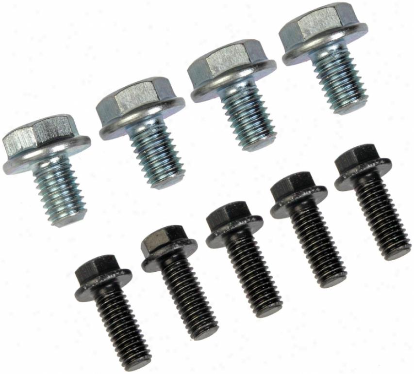 Dorman Oe Solutions 902-806 902806 Pontiac Engine Bolts Nuts Washer