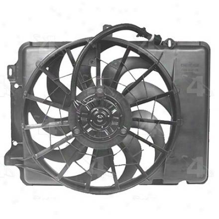 Four Seasons 35317 35317 Volvo Blower Fan Motors
