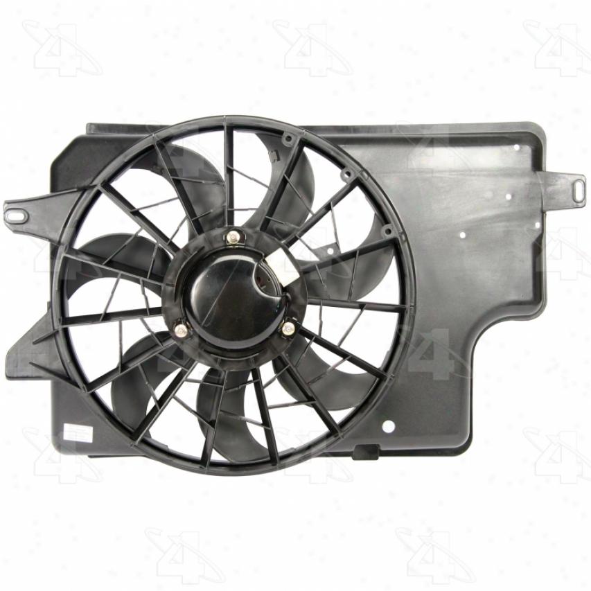 Four Seasons 75405 75405 Mazda Blower Fan Motors