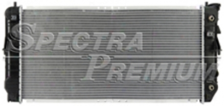 Spectra Annual rate  Ind., Inc. Cu2349 Chevrolet Parts