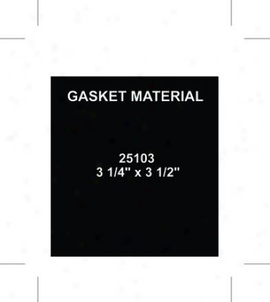 Stant 25103 25103 Gmc Rubber Plug