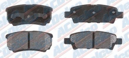 Acdelco Durastop Brakes 17d1037c Chevrolet Parts