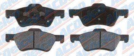 Acdelco Durastop Brakes 17d1047c Pontiac Quarters