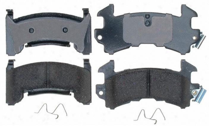 Acdelco Durastop Brakes 17d154c Oldsmobile Parts
