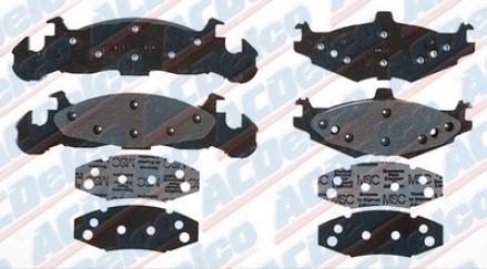 Acdelco Durastop Brakes 17d219m Plymouth Parts