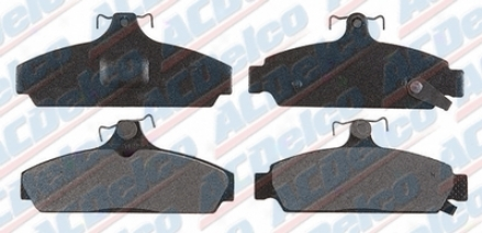Acdelco Durastop Brakes 17d294m Chevrolet Parts