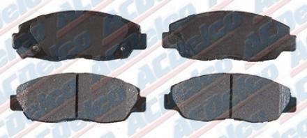 Acdelco Durastop Brakes 17d465a Honda Quarters