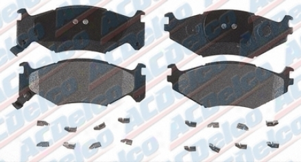 Acdelco Durastop Brakes 17d522m Dodge Parts