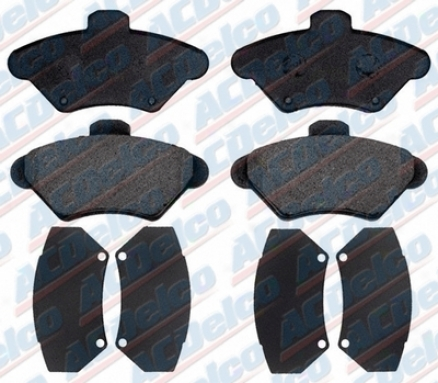 Acdelco Durastop Brakes 17d600 Ford Parts