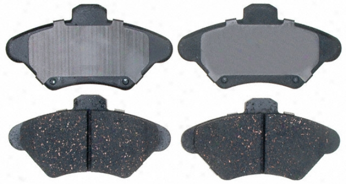 Acdelco Durastop Brakes 17d600c Ford Parts