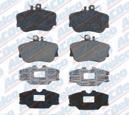 Acdelco Durastop Brakes 17d645m Ford Parts