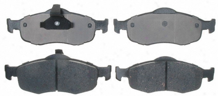 Acdelco Durastop Brakes 17d648c Ford Parts