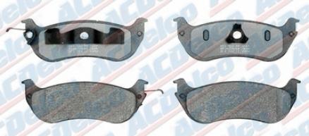Acdelco Durastop Brakes 17d674a Mercury Parts