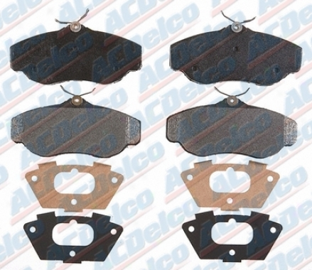 Acdelco Durastop Brakes 17d676m Ford Parts