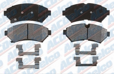 Acdelco Durasttop Brakes 17d753m Cadillac Parts