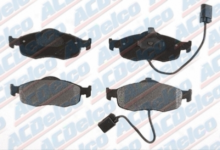 Acdelco Durastop Brakes 17d801m Ford Parts