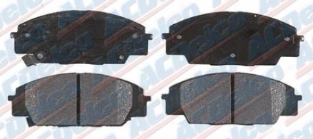 Acdelco Durastop Brakes 17d829c Nissan/datsun Parts