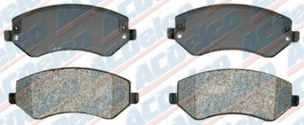 Acdelco Durastop Brakes 17d856am Dodge Parts