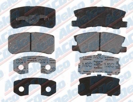 Acdelco Durastop Brakes 17d868c Dodge Parts