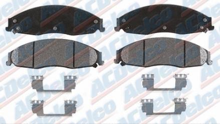 Acdelco Durastop Brakes 17d921m Cadillac Parts