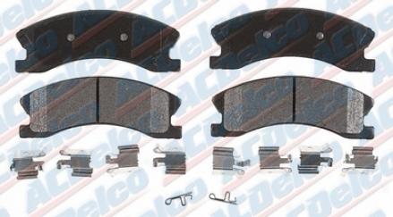 Acdelco Durastop Brakes 17d945m Dodge Parts