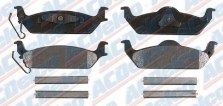 Acdelco Durastop Brakes 17d963m Dodge Parts