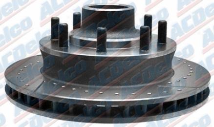 Acdelco Durastop Brakes 18a1158 Ford Parts