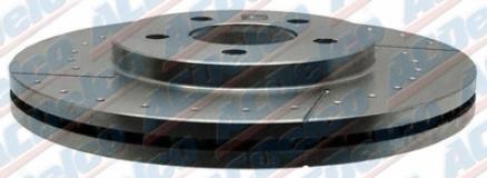 Acdelco Durastop Brakes 18a1252 Ford Parts