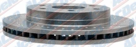 Acdelco Durastop Brakes 18a1257 Chevrolet Parts