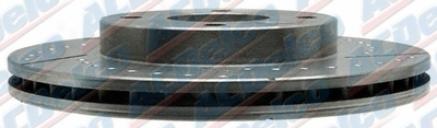 Acdelco Durastop Brakes 18a1375 Chrysler Parts