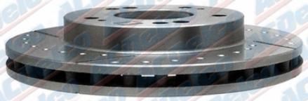 Acdelco Djrastop Brakes 18a1384 Chrysler Parts