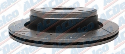 Acdelco Durastop Brakes 18a1504 Dodge Parts