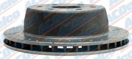 Acdelco Durastop Brakes 18a1787 Chevrolet Parts