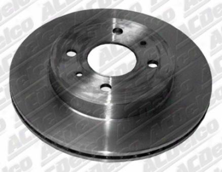 Acdelco Durastop Brakes 18a434 Saturn Parts
