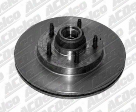 Acdelco Durastop Brakes 18a886 Start aside Parts
